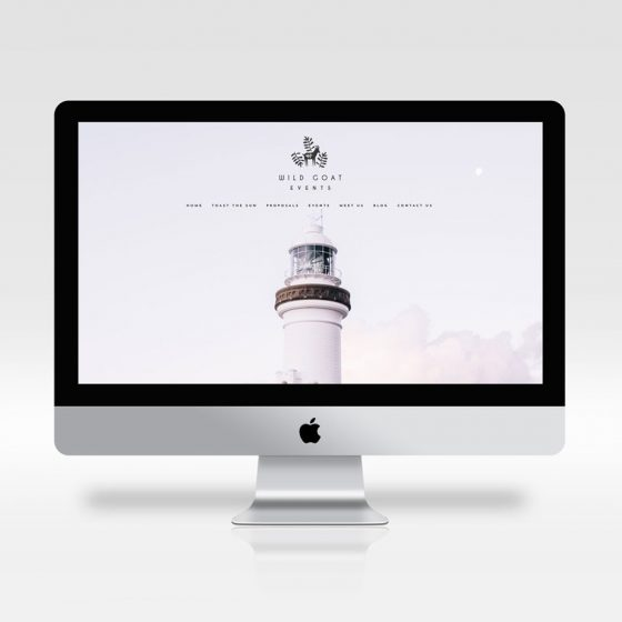 web design byron bay